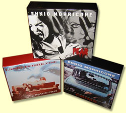 Ennio Morricone CD Box Sets