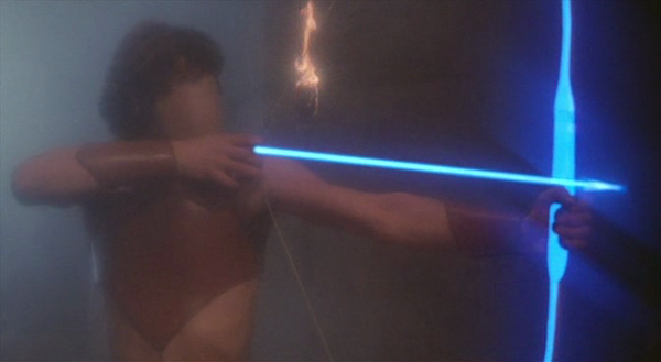 Lucio Fulci's Conquest - Laser Arrow