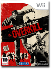 House of the Dead: Overkill Box Art