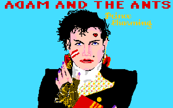 Adam Ant - Prince Charming - Paintworks Gold