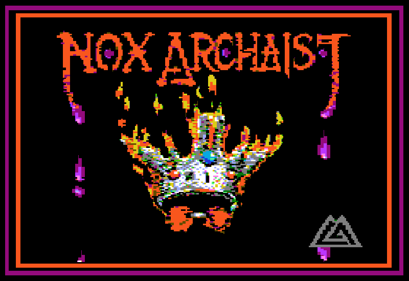 Nox Archaist - Title Screen