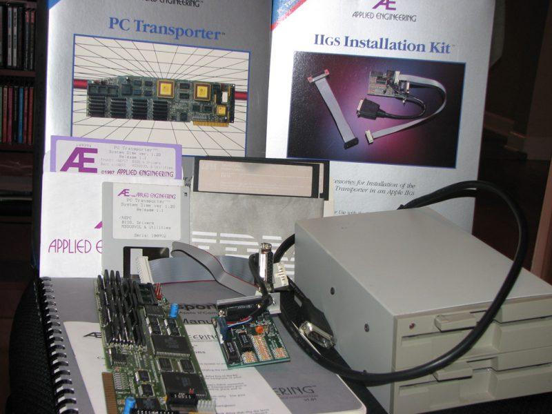 PC Transporter