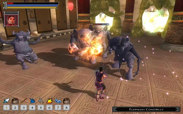 Jade Empire - Screenshot