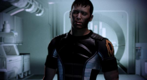 Mass Effect 2 Self Portrait