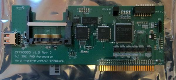 CFFA3000